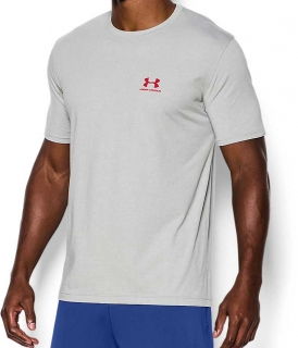 Pánské triko UNDER ARMOUR Left Chest Lockup