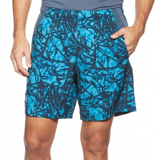 Pánské šortky UNDER ARMOUR Launch Sw 7'' Printed Short