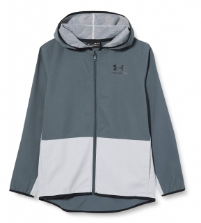 Dětská bunda UNDER ARMOUR Woven Track Zip