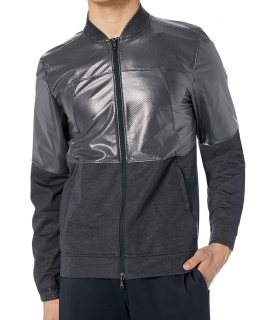 Pánská bunda UNDER ARMOUR Hybrid Swacket Bomber Jacket