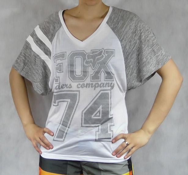 Dámské tričko FOX BIG Zoned Out