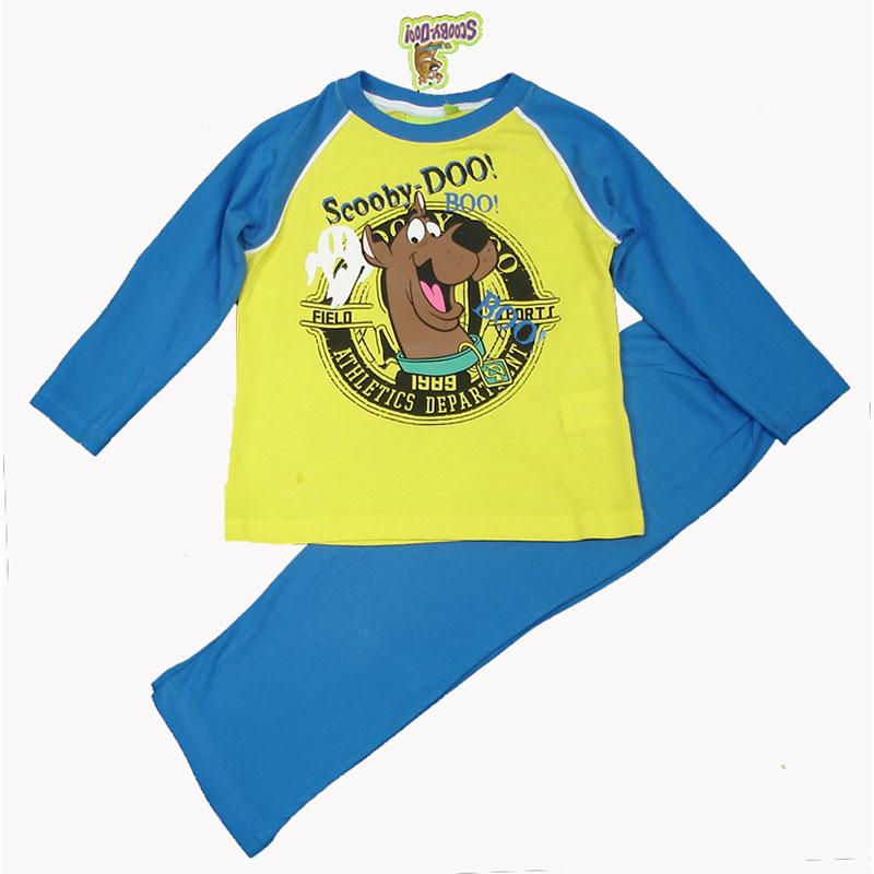 Chlapecké pyžamo Scooby Doo Boo