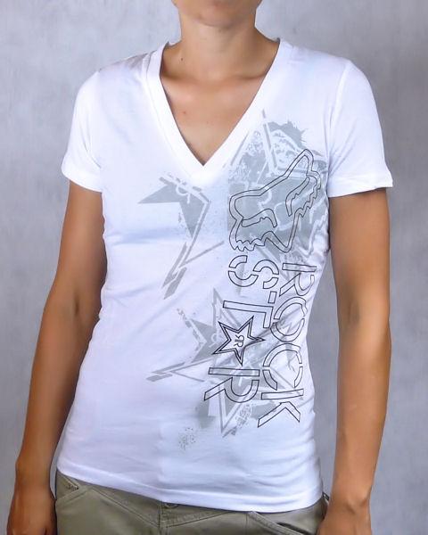 Dámské tričko FOX Rockstar Showbox