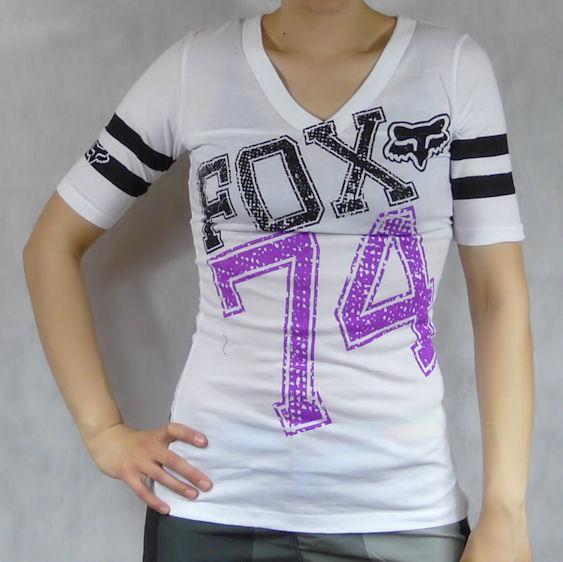 Dámské tričko FOX Ride