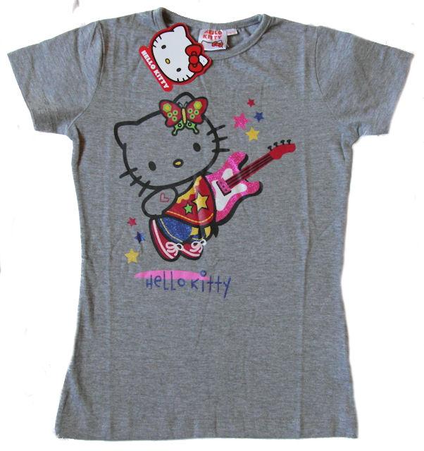 Dívčí tričko HELLO KITTY Star