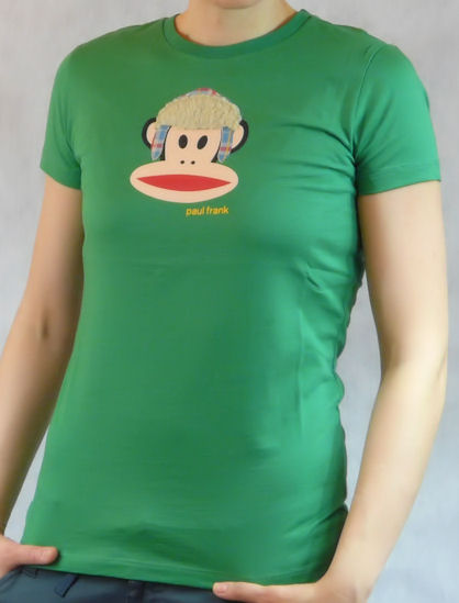 Dámské tričko PAUL FRANK Flap