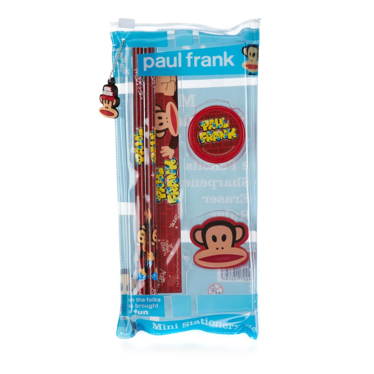 Školní set PAUL FRANK Fun