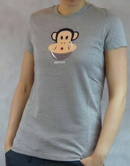 Dámské tričko PAUL FRANK Bubble