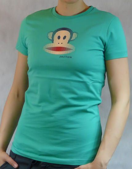 Dámské tričko PAUL FRANK Fader