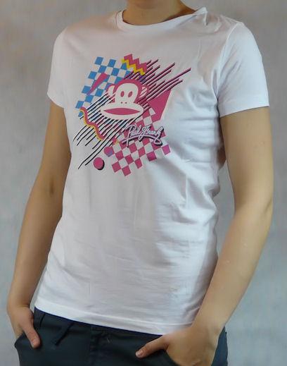 Dámské tričko PAUL FRANK Neon