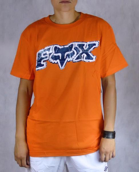 Pánské tričko FOX Up Against