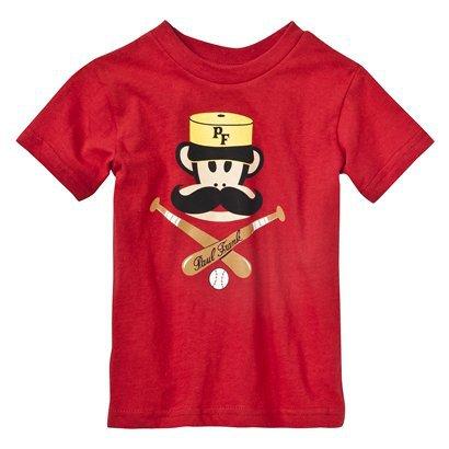 Chlapecké tričko PAUL FRANK Cardinal