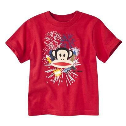 Chlapecké tričko PAUL FRANK Firework
