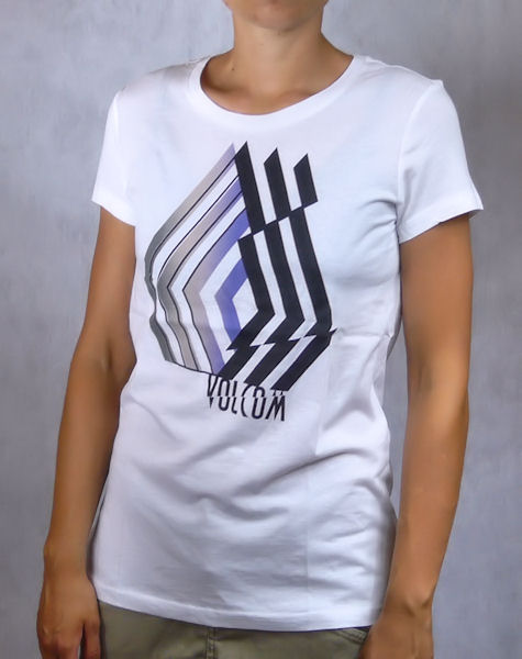 Dámské tričko VOLCOM Broke