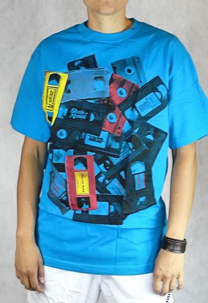 Pánské tričko SKATE MENTAL The VHS