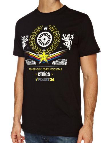 Pánské tričko ETNIES Rockstar Challenge