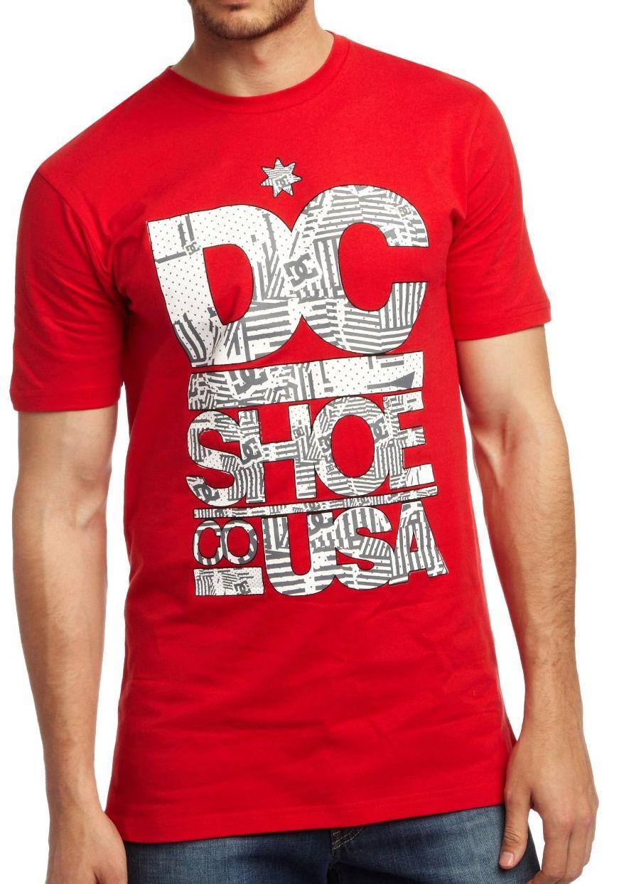 Pánské tričko DC SHOES Corner