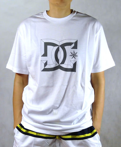 Pánské tričko DC SHOES Big D