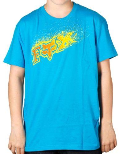Chlapecké tričko FOX Magnomus