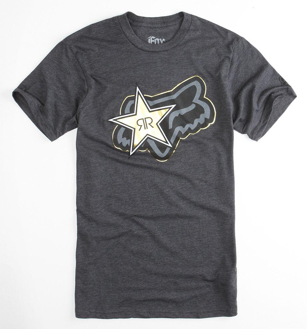 Pánské tričko FOX Rockstar Stellar