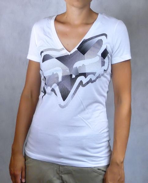 Dámské tričko FOX Acute V-Neck