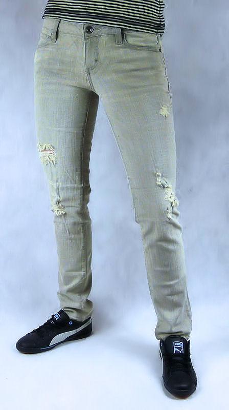 Fotografie Dámské kalhoty Volcom Ranger Super Skinny