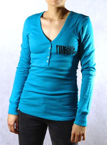 Dámské tričko FOX THERMAL Wired Henley
