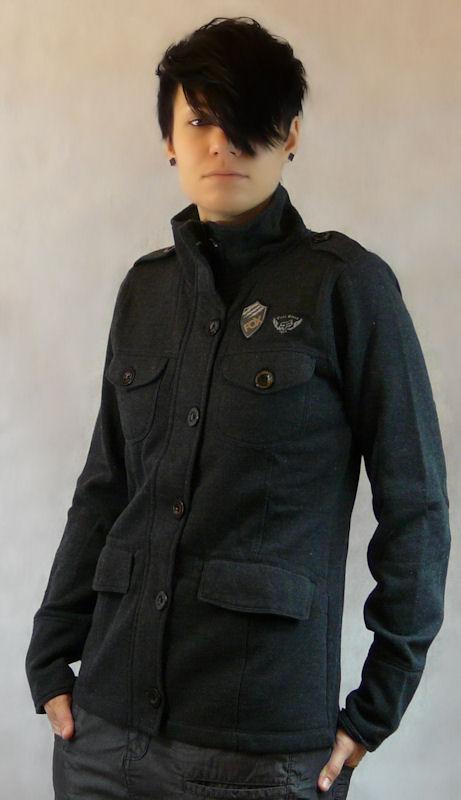 Dámský kabátek / mikina FOX Military
