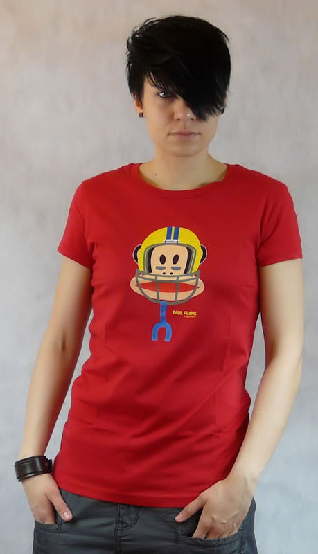 Dámské tričko PAUL FRANK Julius 02