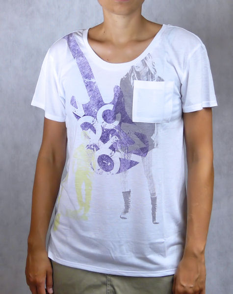 Dámské tričko VOLCOM Ladytar Noho