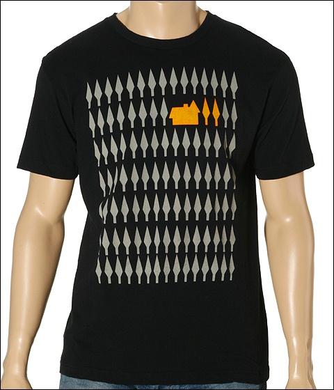 Pánské tričko PAUL FRANK Forest