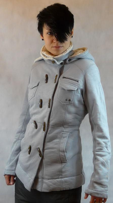 Dámský kabát HURLEY Winchester Sherpa