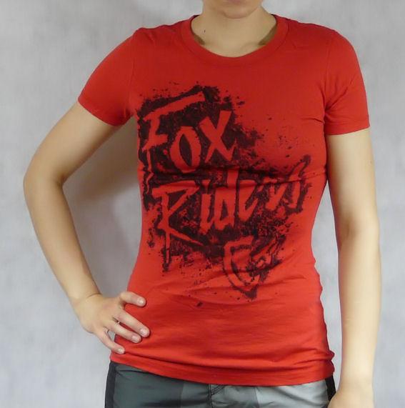 Dámské tričko FOX PLUS No Worries