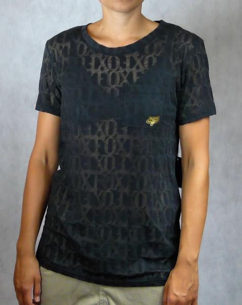 Dámské tričko FOX BIG Wipeout