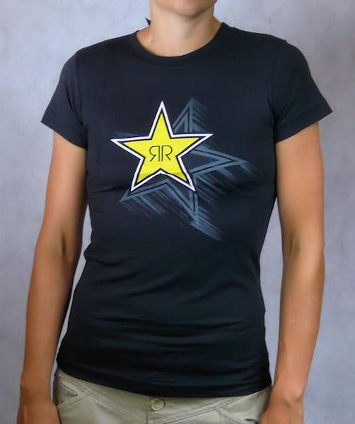 Dámské tričko METAL MULISHA RockStar Scribbler