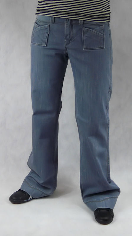 Dámské rifle ROXY Jeans Certain Flare Boot Cut