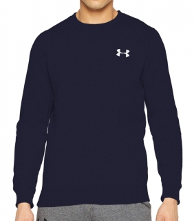 Pánská mikina UNDER ARMOUR Rival Solid Fitted Crew
